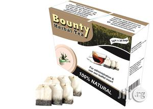 Bounty Herbal Tea Detoxifies And Cleanse Your Body From Toxic Matters   Vitamins & Supplements for sale in Lagos State, Victoria Island