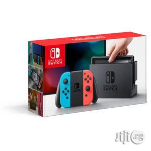 Nintendo Switch Console Blue And Red   Video Game Consoles for sale in Lagos State, Agege