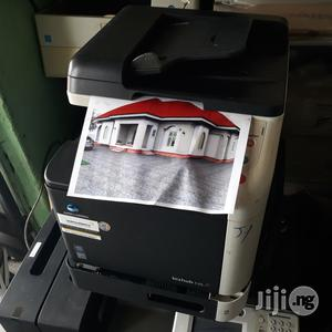 Bizhub C25 Color Copier   Printers & Scanners for sale in Lagos State, Surulere