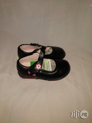 Flat Black Dress Shoe for Baby Girls | Children's Shoes for sale in Lagos State, Lagos Island (Eko)