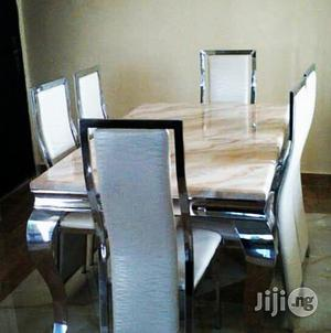 Marble Dining Table   Furniture for sale in Lagos State, Kosofe