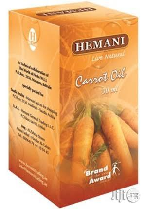 Carrot Oil | Skin Care for sale in Plateau State, Jos