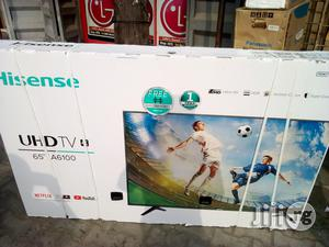 Hisense 65inches Uhd 4K Television | TV & DVD Equipment for sale in Lagos State, Ojo