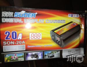 Battery Charger 20AH 12volts   Vehicle Parts & Accessories for sale in Lagos State, Ojo