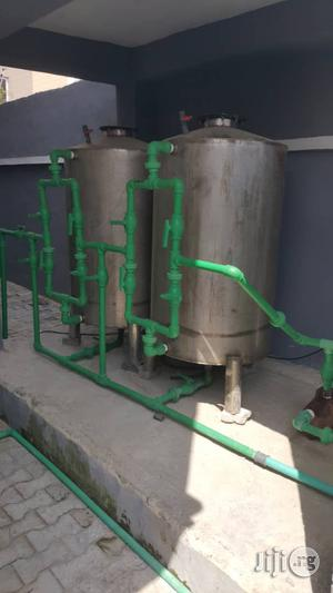 Water Treatment Tanks   Manufacturing Equipment for sale in Lagos State, Ojo