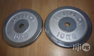 New Barbell Plate | Sports Equipment for sale in Abuja (FCT) State, Garki 2