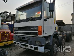 European Used 4 Units Of Daf 85 CF 2002 White | Trucks & Trailers for sale in Lagos State, Amuwo-Odofin