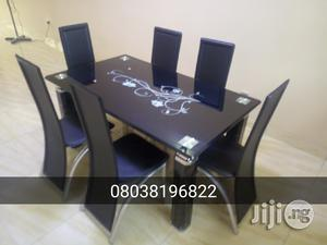 Good Quality Six Seater Dining Table   Furniture for sale in Lagos State, Ajah