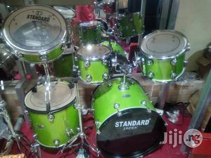 Standard 5 Piece/Set Drum   Musical Instruments & Gear for sale in Lagos State, Ojo