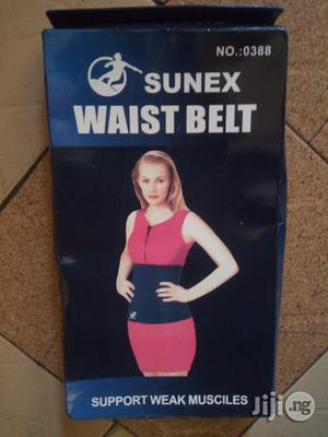 Tummy Trimmer Waist Fitness Belt | Tools & Accessories for sale in Lagos State, Surulere