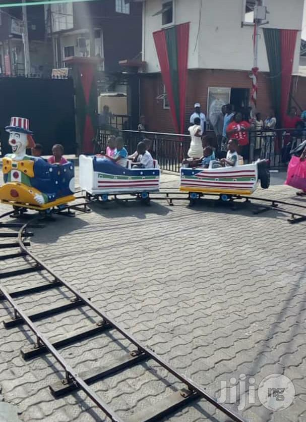 Archive: Children Rail Train for Rent in Lagos, Nigeria