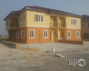 Service 4 Bedroom Semi Detached Duplex In Sapphire Gardens   Houses & Apartments For Sale for sale in Lagos State, Ajah