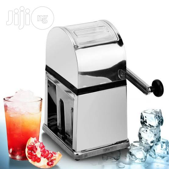 Archive: Stainless Ice Crusher