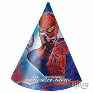 Spiderman 6 Pack Party Hat   Home Accessories for sale in Lagos State, Surulere