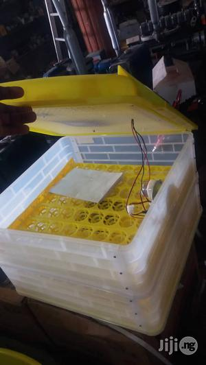 Automatic AC/DC 112 Eggs Incubator | Farm Machinery & Equipment for sale in Kwara State, Ilorin West
