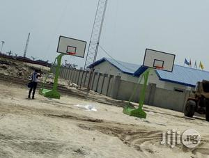 New Olympic Basketball Stand | Sports Equipment for sale in Edo State, Ikpoba-Okha