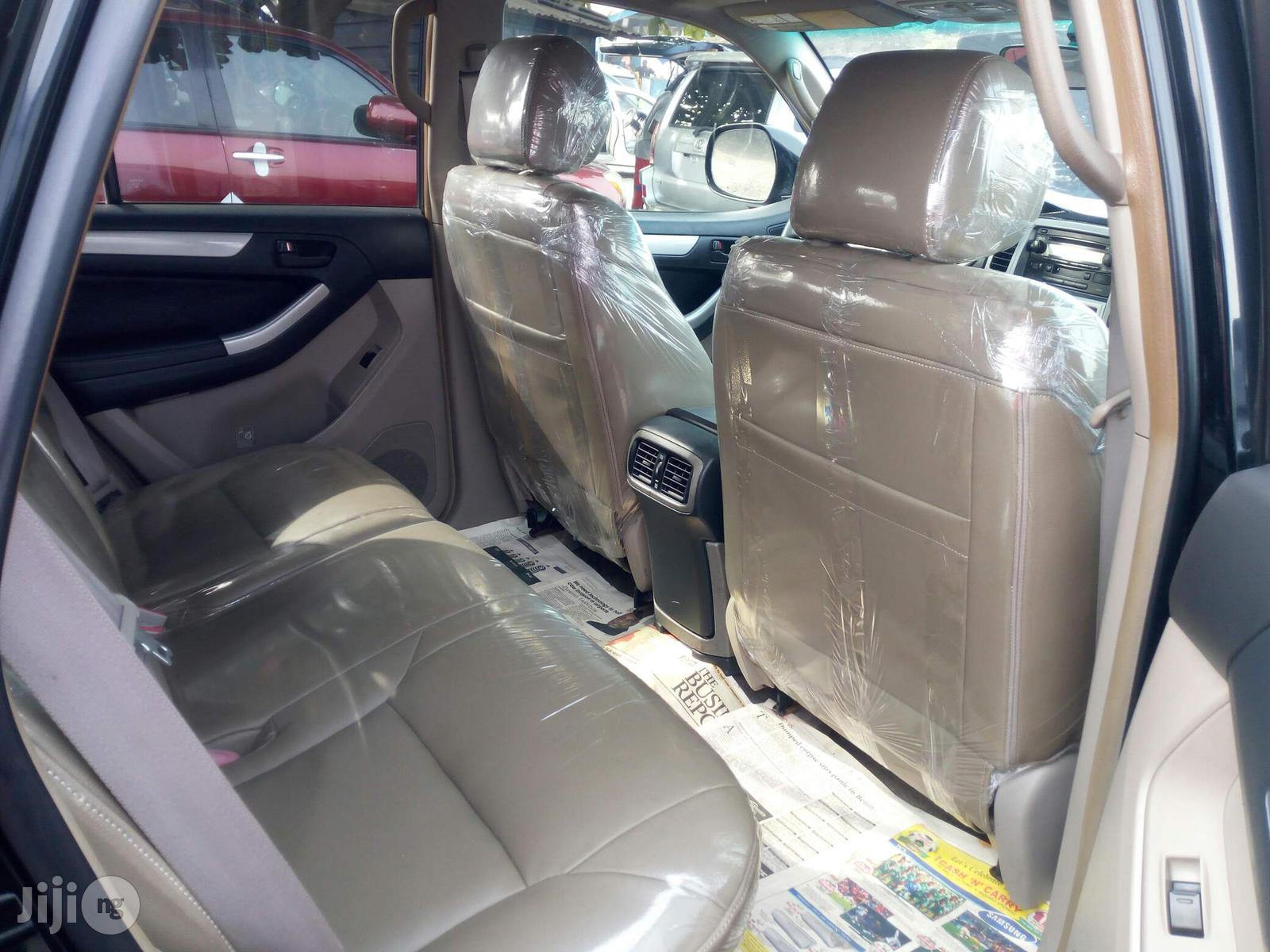 Toyota 4-Runner 2005 Limited V6 4x4 Black | Cars for sale in Apapa, Lagos State, Nigeria