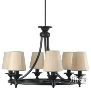 Modern Bronze Crafted Royal Lighting Chandelier | Home Accessories for sale in Lagos State