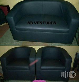 4 Sitter SOFA CHAIR! 3 Yrs Guarantee   Furniture for sale in Lagos State, Amuwo-Odofin