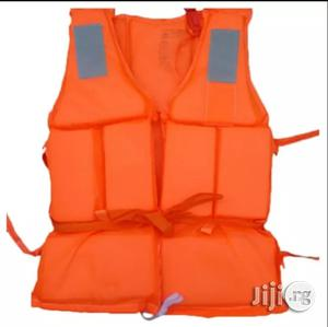 Swimming Life Jacket With Zip   Safetywear & Equipment for sale in Lagos State, Amuwo-Odofin