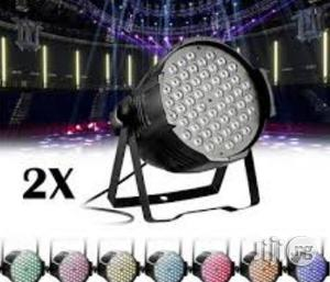 2W LED Par Light DJ Clubs Lighting Wash Par Can Stage Effect Light For Party   Stage Lighting & Effects for sale in Lagos State, Ikeja