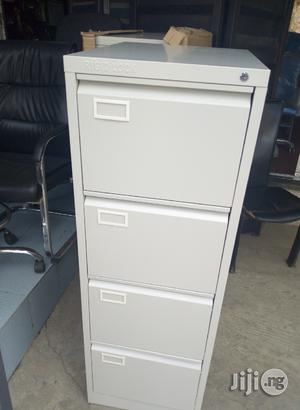 Quality 4-Drawer Office Filing Cabinet | Furniture for sale in Lagos State, Amuwo-Odofin