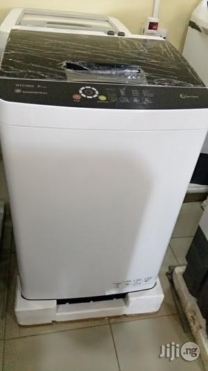 Hisense Automatic Washing Machine 8kg   Home Appliances for sale in Abuja (FCT) State, Gwagwalada
