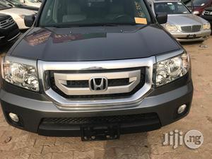 Honda Pilot 2009 Gray | Cars for sale in Lagos State, Ojodu