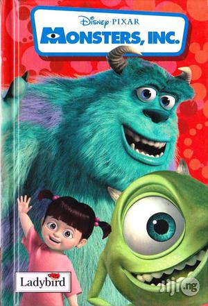 Ladybird: Disney Book Of Monsters, Inc   Books & Games for sale in Lagos State, Surulere