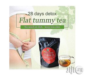 Wan Song Tang Flat Tummy Tea (28 Days Detox) | Vitamins & Supplements for sale in Lagos State, Agege