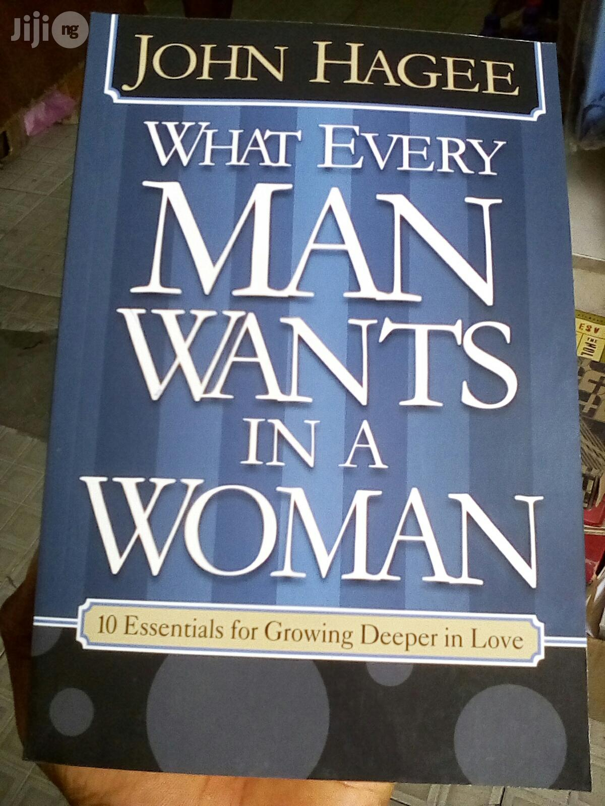 What Every Woman/Man Want In A Man/Woman | Books & Games for sale in Surulere, Lagos State, Nigeria
