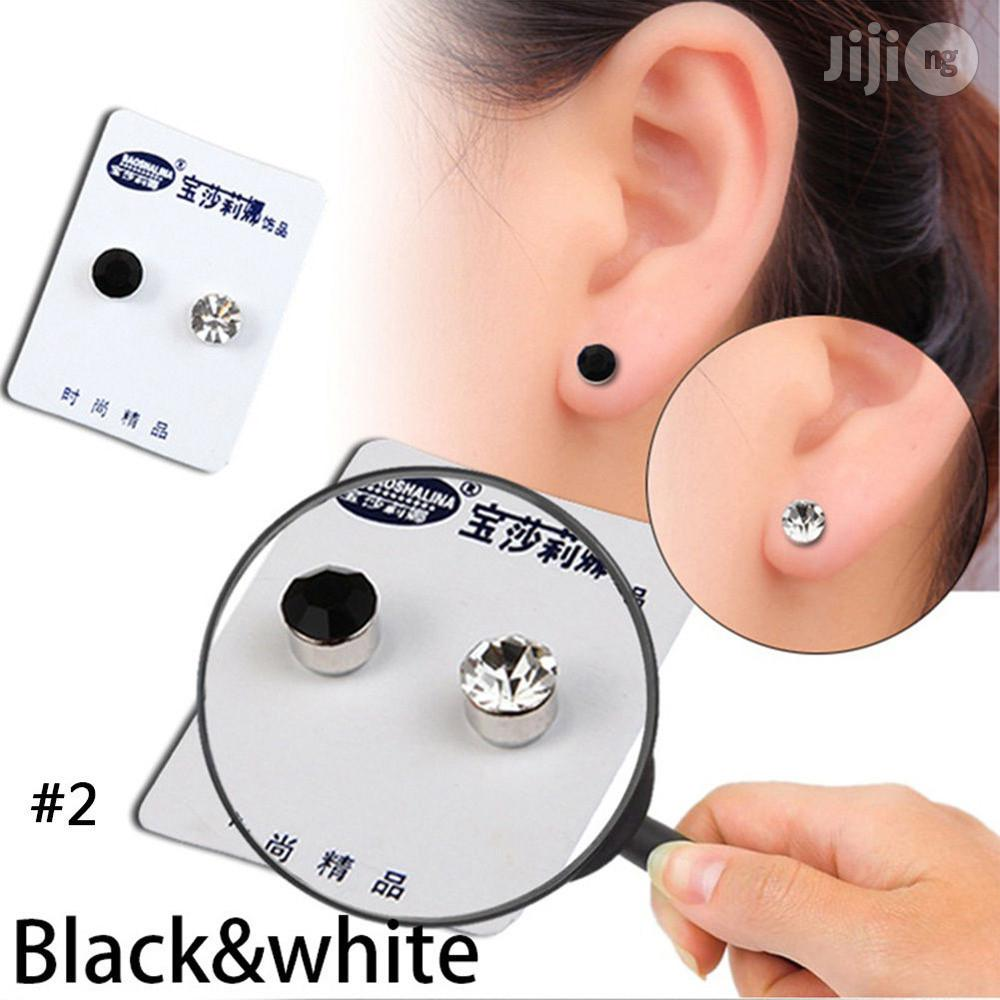 Earrings Slimming Patch Lose Weight Magnetic Health Jewelry | Jewelry for sale in Ikeja, Lagos State, Nigeria