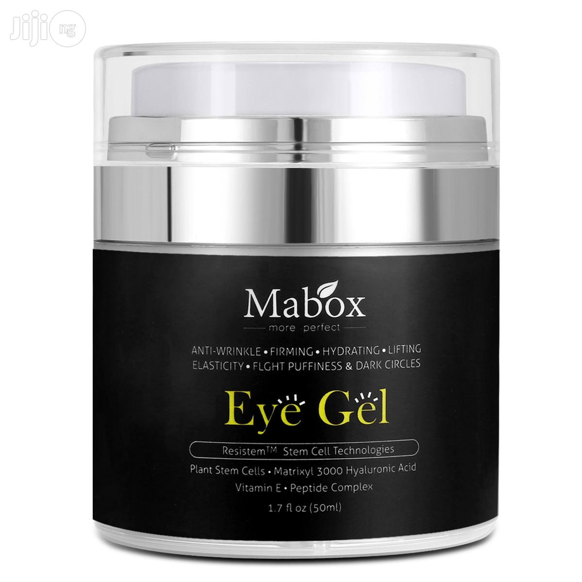 Hyaluronic Acid Eye Gel Cream Anti-Wrinkle Remover Dark Circle   Skin Care for sale in Ikeja, Lagos State, Nigeria