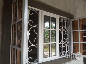 Casement Windows With 14mm Square Rod Protectors   Windows for sale in Rivers State, Port-Harcourt