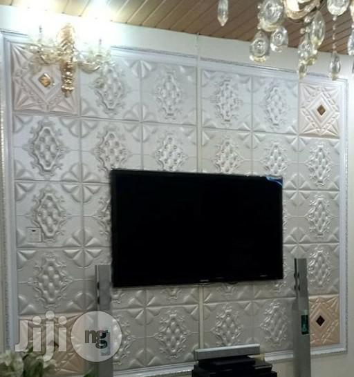 3D Pure Leather Luxury Panels | Home Accessories for sale in Lekki, Lagos State, Nigeria