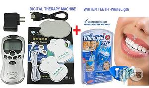 Teeth Whitening With Digital Therapy Machine | Skin Care for sale in Lagos State, Ikeja