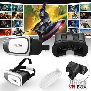 3D Box With Remote   Accessories & Supplies for Electronics for sale in Lagos State, Ikeja