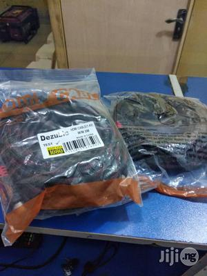 Original Hdmi 5 Meters Cable (1080p)   Accessories & Supplies for Electronics for sale in Abuja (FCT) State, Wuse