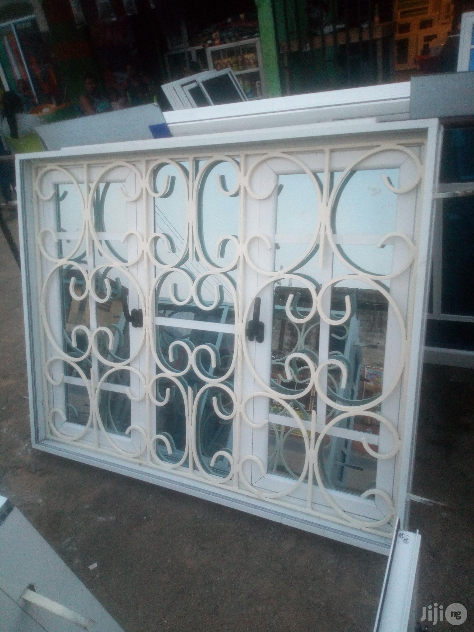 Casement Window With Inbuilt Burglary Proof | Windows for sale in Port-Harcourt, Rivers State, Nigeria