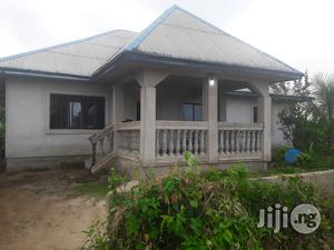 Standard 4 Bedrooms Bungalow For Sale Off Airport Rd.   Houses & Apartments For Sale for sale in Akwa Ibom State, Uyo