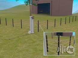 Electric Perimeter Security Fence | Building & Trades Services for sale in Abuja (FCT) State, Garki 1