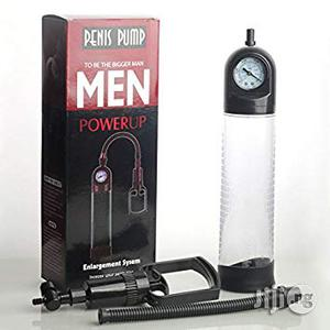 Power Up Penis Enlargement Pump   Sexual Wellness for sale in Lagos State