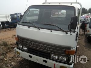 Toyota Dyna 150 1998 White   Trucks & Trailers for sale in Lagos State, Apapa