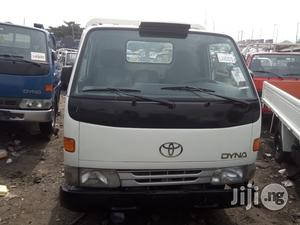 Toyota Dyna 100 2001 White   Trucks & Trailers for sale in Lagos State, Apapa