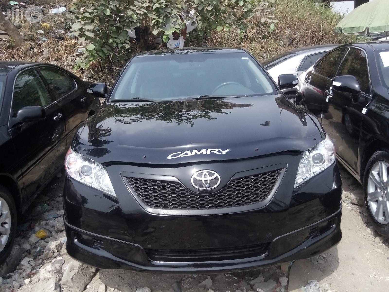 Toyota Camry 2009 Black