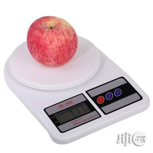 Generic Electronic Kitchen Digital Weighing Scale, Multipurpose (White, 10 Kg)   Kitchen Appliances for sale in Abuja (FCT) State, Garki 1