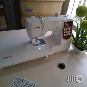 Janome 7200 Embroidery Design Machine | Manufacturing Equipment for sale in Lagos State, Lagos Island (Eko)