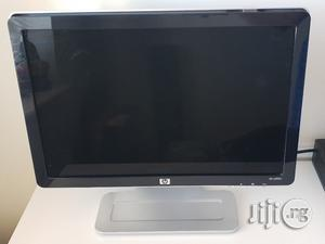 Monitor Flat Screen (Wide)   Computer Monitors for sale in Lagos State, Ikeja