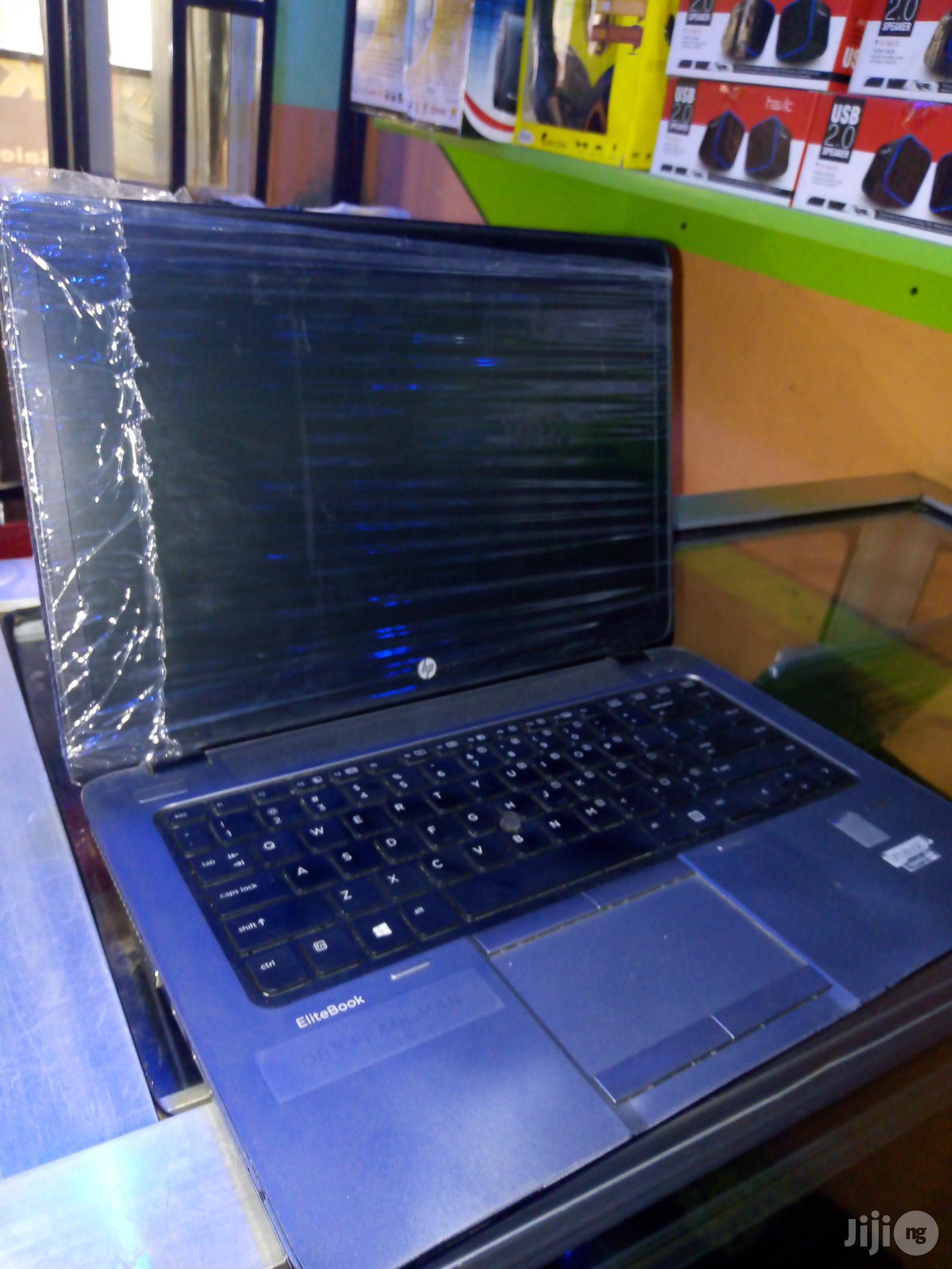 New Laptop HP EliteBook 840 8GB Intel Core I5 HDD 500GB