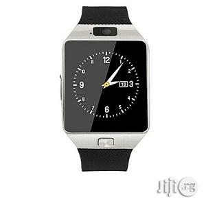 DZ09 Android Smartwatch(Bluetooth Sim SD Card .)- | Smart Watches & Trackers for sale in Lagos State, Magodo